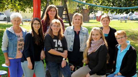 Team Kindergarten Luttingen